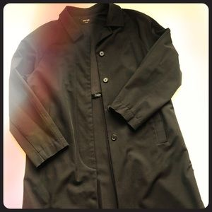 MEXX Mid Length, Black, Water Repellant Jacket
